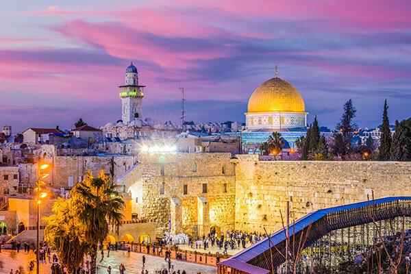 Revelion 2021 - Pelerinaj in Israel