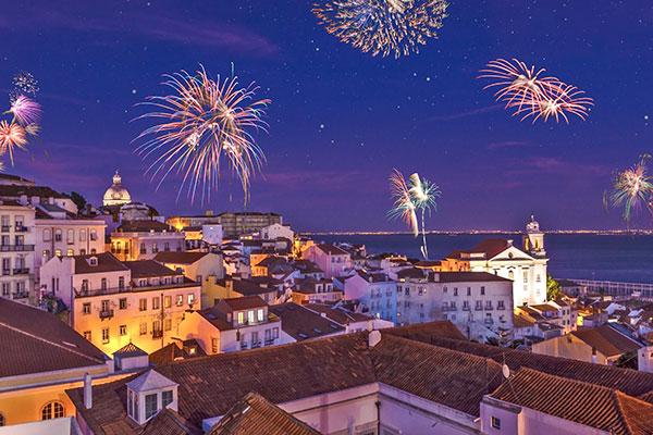 Revelion 2021 - Portugalia Algarve - Lisabona