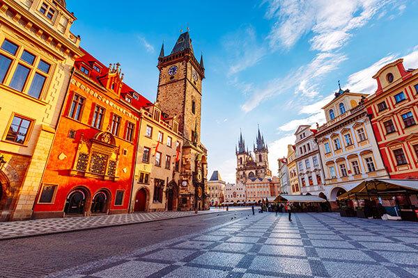 Revelion 2021 - Praga