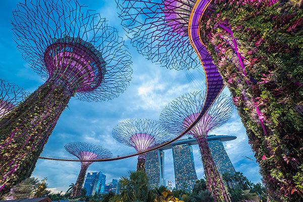 Revelion 2021 - Singapore - Malaezia