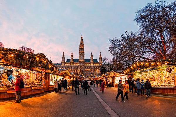 Revelion 2021 - Viena