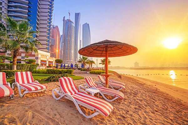 Revelion 2021 - Dubai
