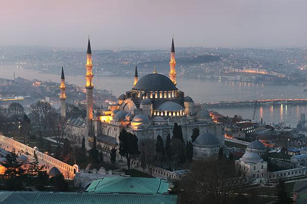 Revelion Istanbul - Revelion pe malurile Bosforului