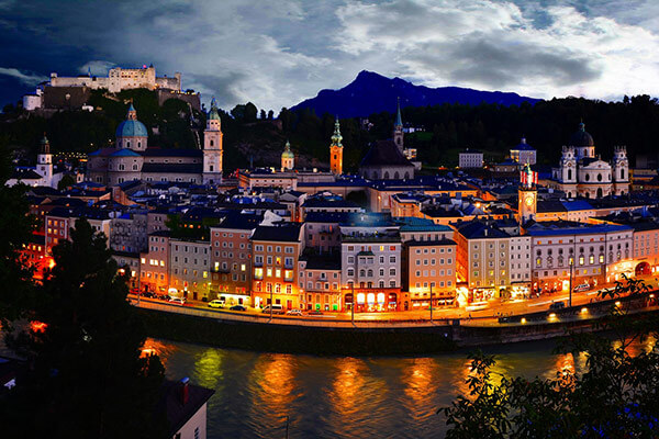 Revelion 2022 - Salzburg