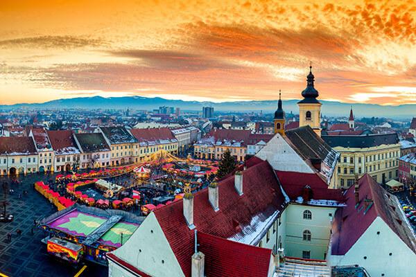 Revelion 2022 - Marginimea Sibiului