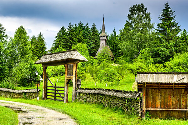 Maramures si Nordul Moldovei
