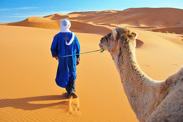 Maroc - Capitalele Imperiale si Sahara
