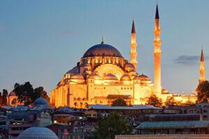 Istanbul - Orasul pe doua continente