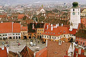 Transilvania si biserici fortificate