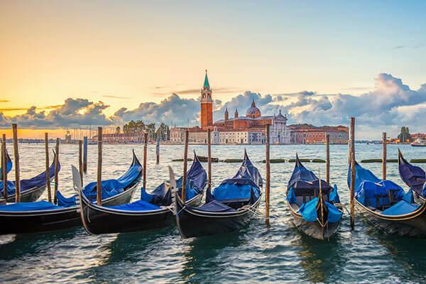 Venetia si Nordul Italiei