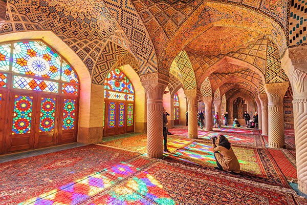 Iran - Caleidoscop de culori