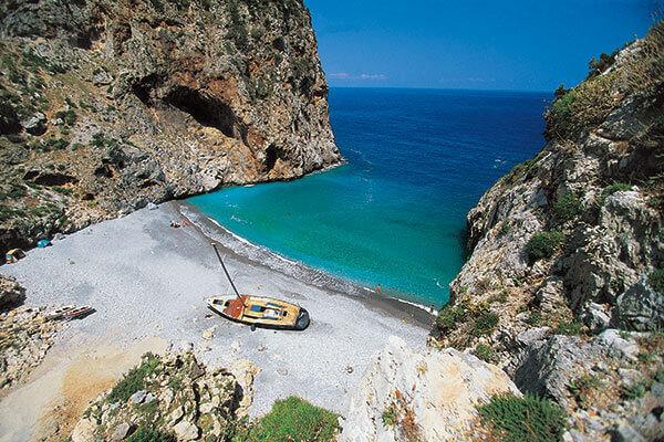 Paste in Insula Evia