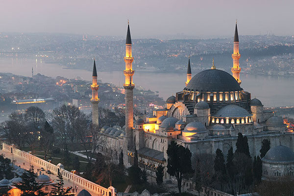 Circuit Turcia Istanbul - Antalya