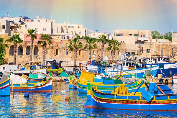 Circuit Malta - Insula Cavalerilor Ioaniti