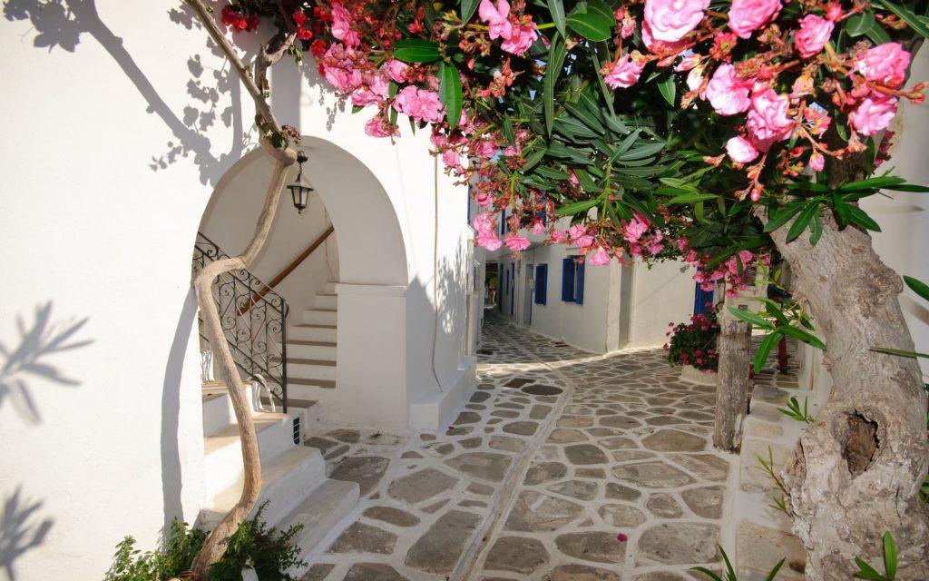 cele mai colorate orase ale Greciei