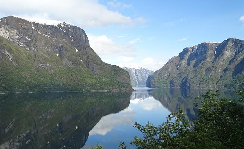 fiordurile scandinaviei