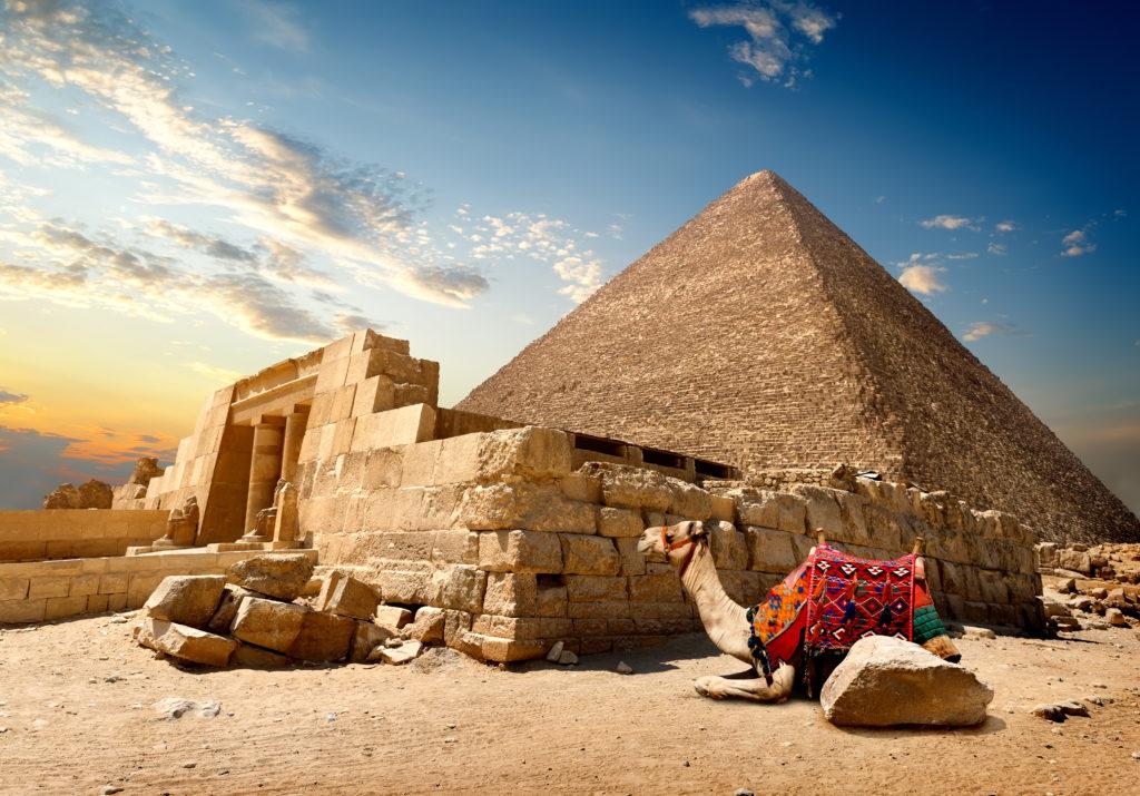 aventura - egipt