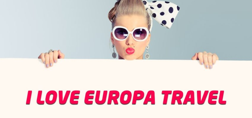 Concurs ''I love Europa Travel''!